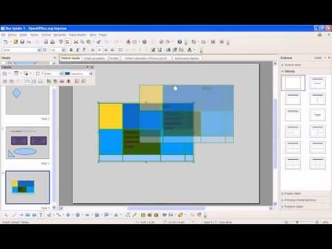 Tworzenie prezentacji w Open Office Impress.avi - YouTube