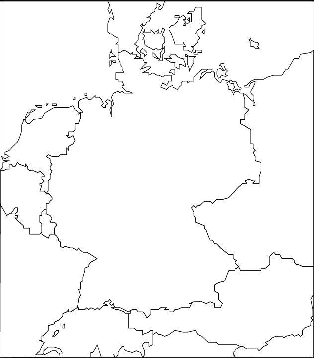 blackline maps germany