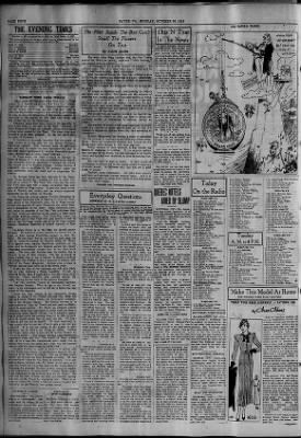 The Evening Times from Sayre, Pennsylvania on October 30, 1933 · Page 4