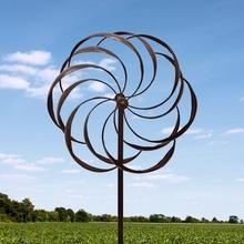 Dancing Pinwheel Windmill Garden Spinner