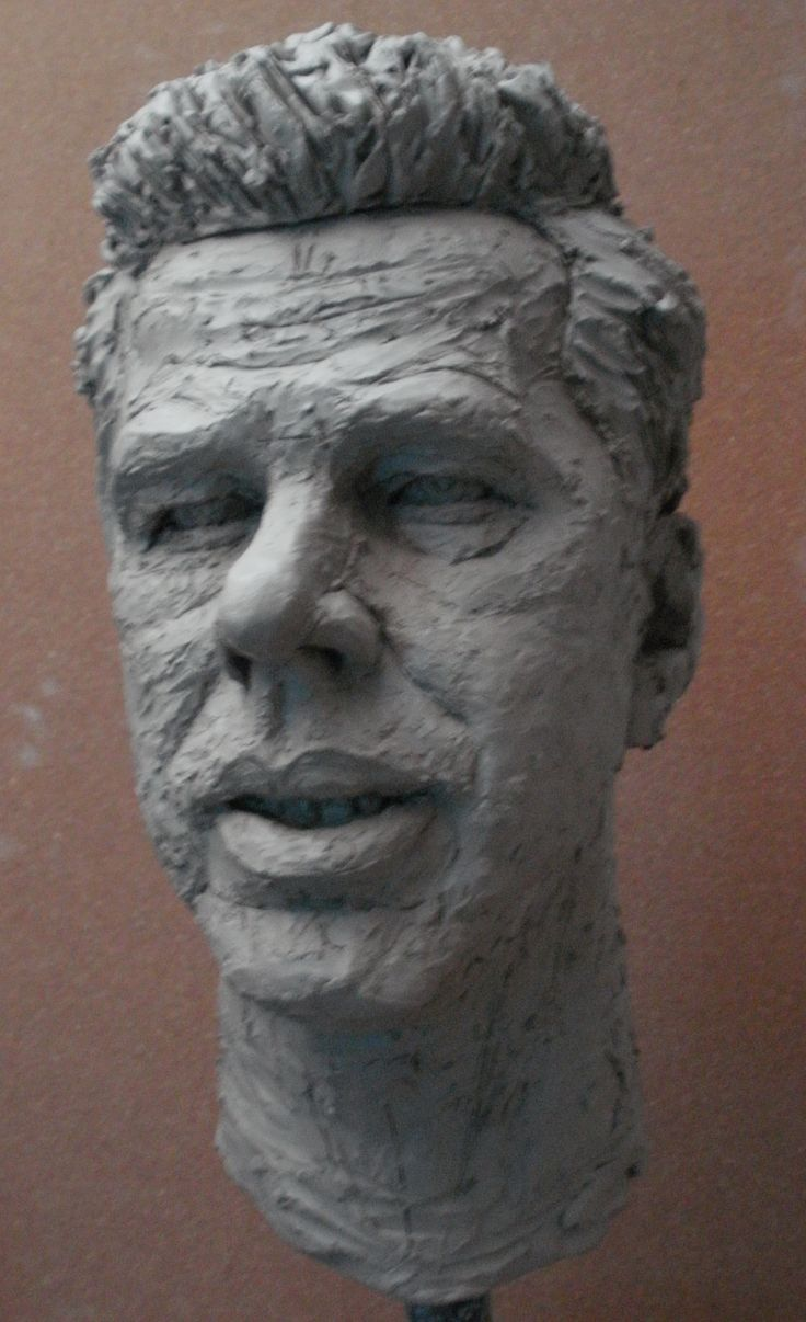 modelling the head in clay pdf
