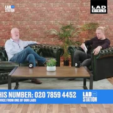 Welcome to LADstation. Simon's dad from the Inbetweeners is here to solve the pr...