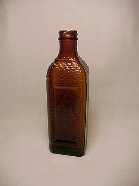 c1930s McKesson Robbins Cod Liver Oil Fish by Bottlessoldcheap, $10.00