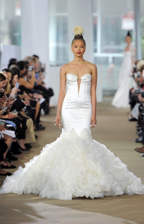 109 best Ines Di Santo Bridal Gowns images on Pinterest ...