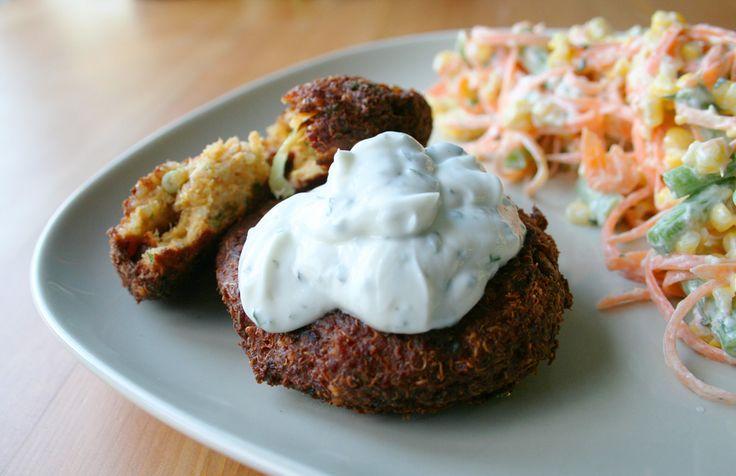 Croquettes saumon et quinoa