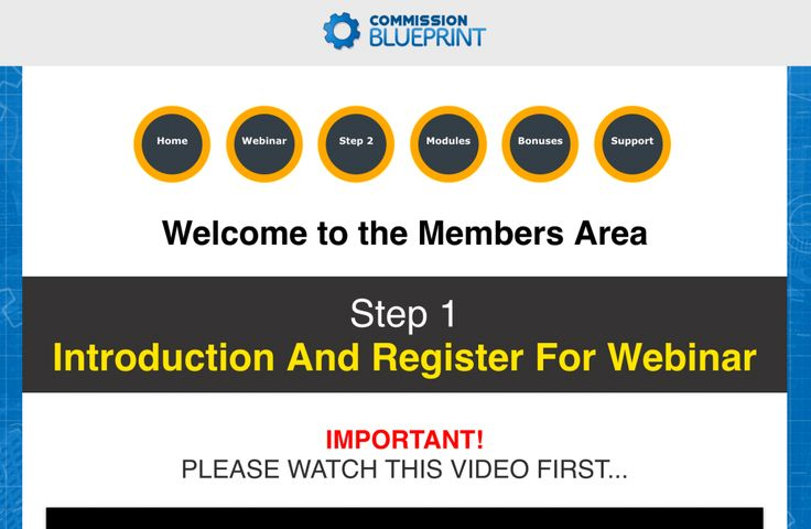 DIMESALE: Commission Blueprint - 100% Newbie-Friendly 'Super Affiliate Blueprint' That generated Over $500.000 In Commissions in The Past 12 Months