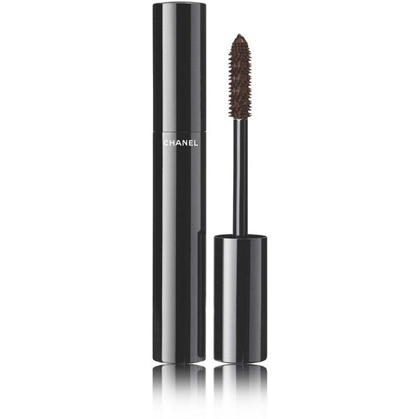 LE VOLUME DE CHANEL MASCARA ❤ liked on Polyvore featuring beauty products, makeup, eye makeup, mascara, chanel, chanel eye makeup and chanel mascara