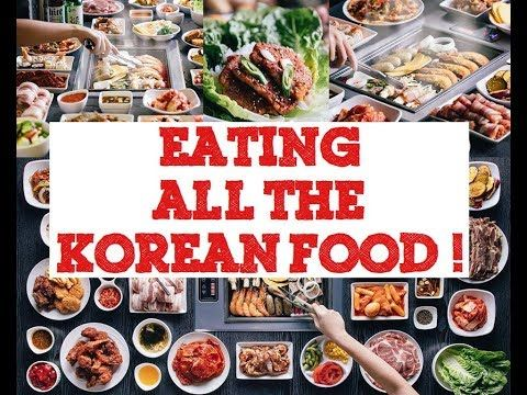 Check out my video! EATING ALL THE KOREAN FOOD! https://youtube.com/watch?v=RagSuYwx6Pk