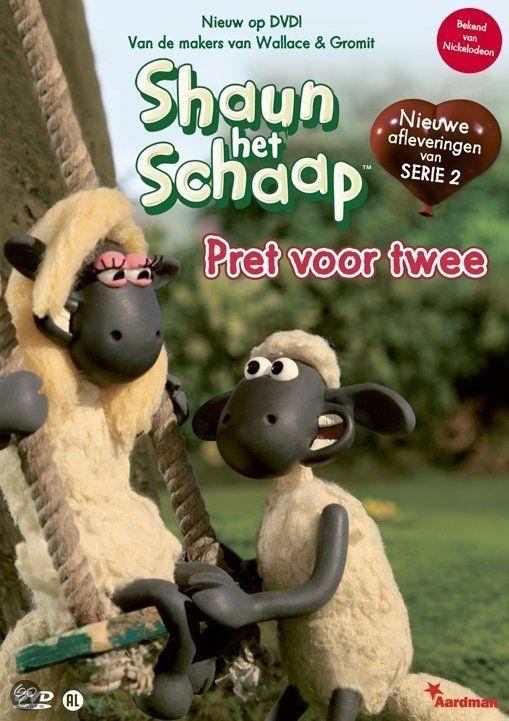 bol.com   Shaun Het Schaap - Pret Voor Twee, Animation   Dvd