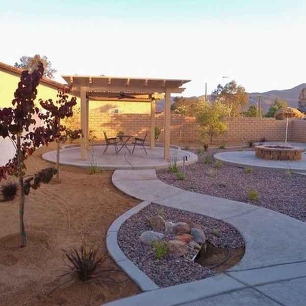 70+ Stunning Backyard Desert Lanscaping Ideas in 2020 ...