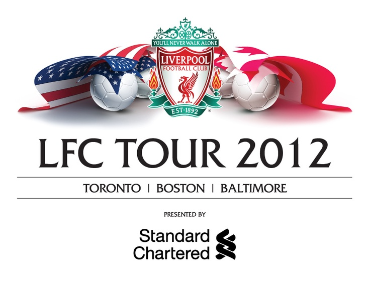 Liverpool FC USA Tour 2012 by Steven Hartley