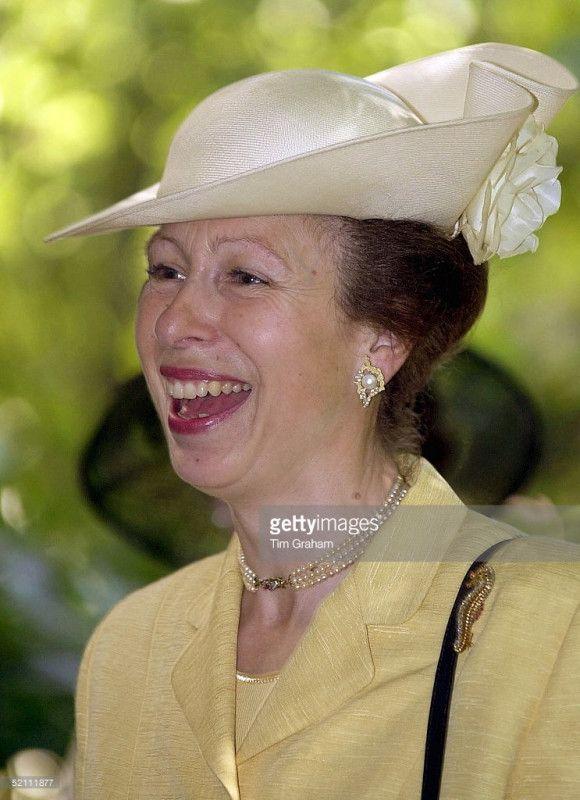 Princesa Ana Princesa Real