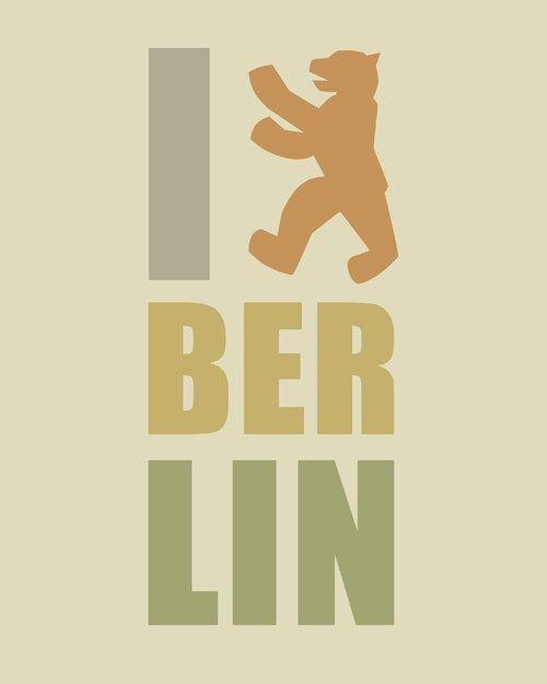"""I """"Buddy Bär"""" Berlin!"""