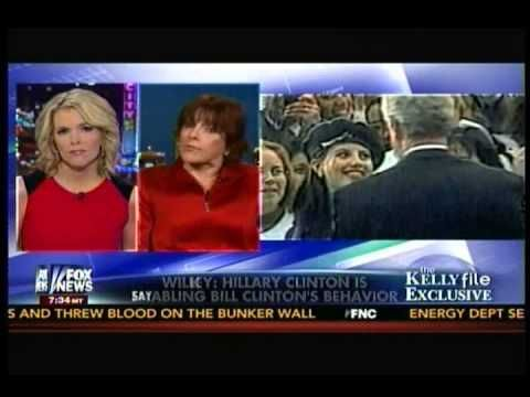 Kathleen Willey Attacks Hillary Clintons' Harassment