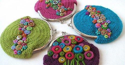 Siempre contigo, con el hilo o lana que prefieras, en dos agujas o en crochet. Estas ideas que andan en la web es pa...