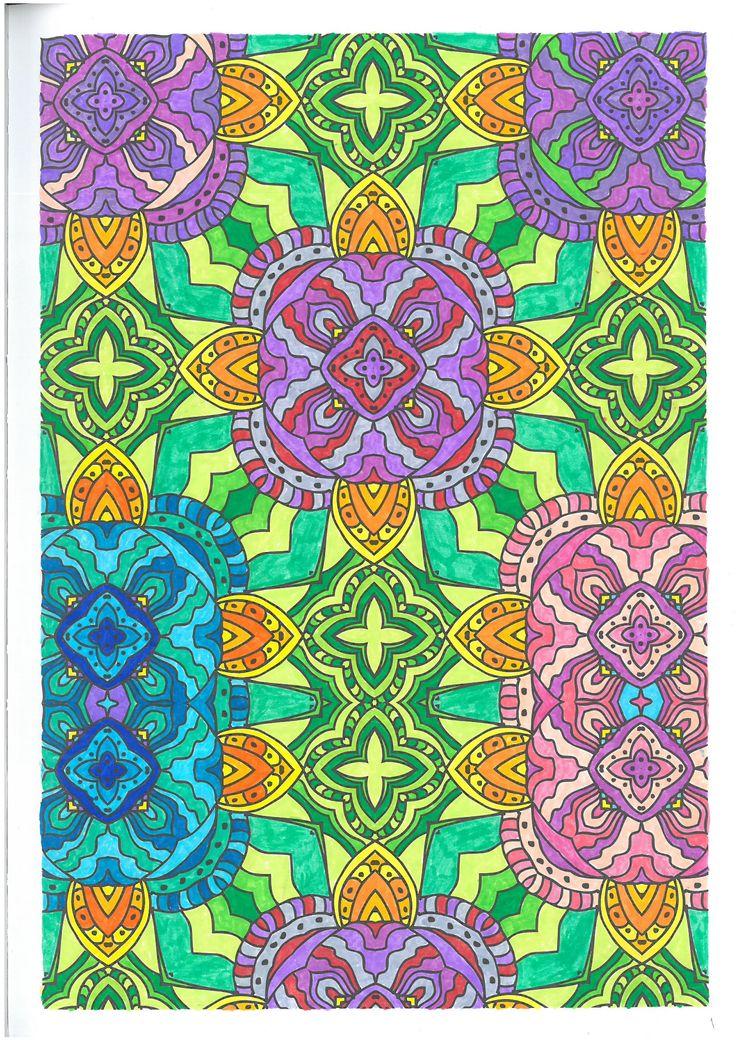 Desenho 1, pintar, coloriage
