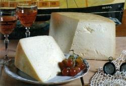 Σαν Μιχάλη - Σύρος - ΠΟΠ - San Michali cheese from Syros PDO
