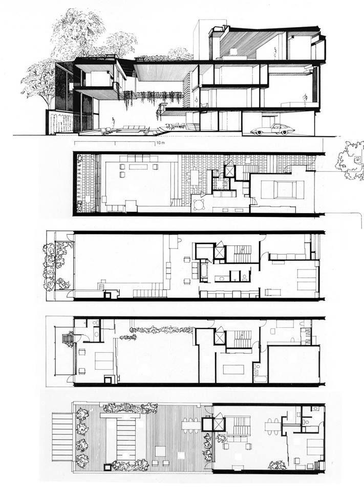 Les 5351 meilleures images du tableau arch tectural for Acheter des plans architecturaux