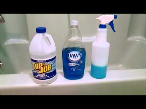 17 best images about cleaning hacks on pinterest carpets for Vinegar bathroom cleaner