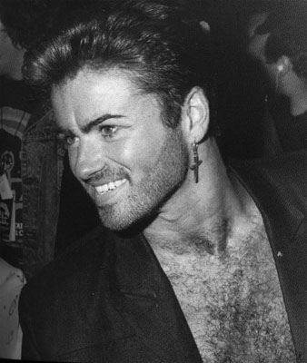 This Is How Celebrities Reacted To George Michael's Death George Michael - Faith tour. USA, 1988 by Whamerica, via Flickr