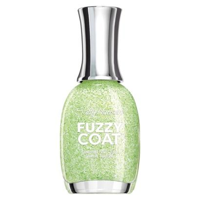 Sally Hansen Fuzzy Coat Nail Color $5.29 (similar to Nails Inc. Feathers) available June 2013