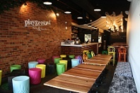 New Martini and Tapas Bar in Canberra called Playground!!! Interior Designers: The Peppermint Room