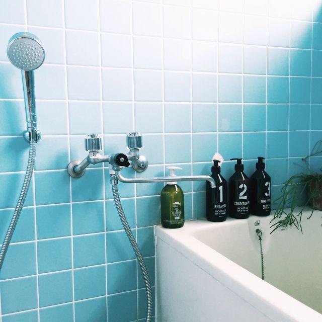 めんどくさいお風呂場掃除をカンタンパーフェクトに極める方法 | iemo[イエモ]