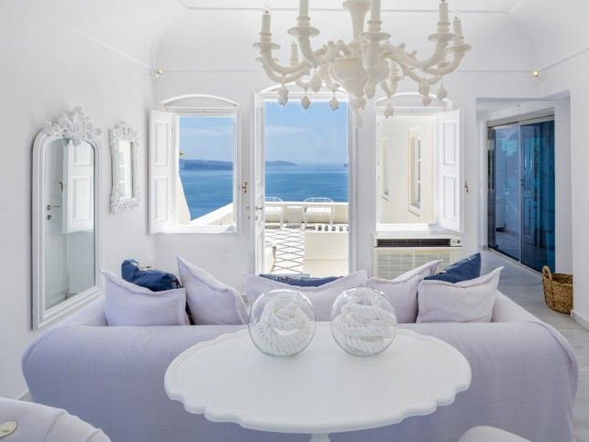 Canaves Oia Santorini Review | Marie Claire