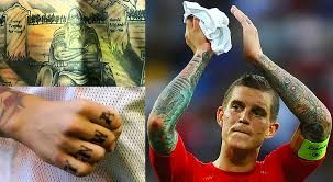 footballers tattoos - Google Search