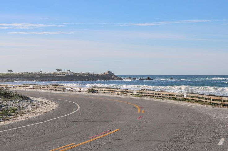 Follow the red-dotted line. 17-Mile Drive is a magical place. Travel + Leisure calls it one of