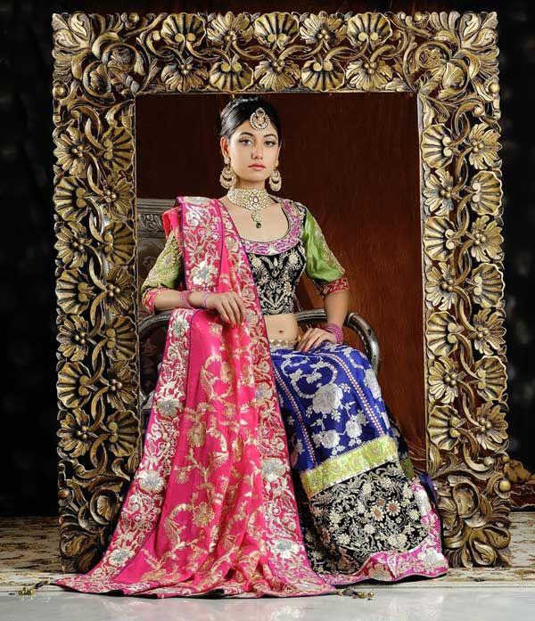 myshaadiin indian bridal wear by aashmaa collection bridal wear india
