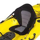 Adjustable Padded Kayak Seat+Detachable Back Bag Canoe Sit On Top Kayaking Seat