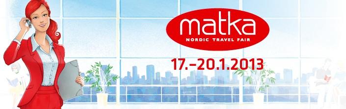 Matkamessut - Pohjois-Euroopan suurin matkailualan tapahtuma  Matka NordicTravel Fair