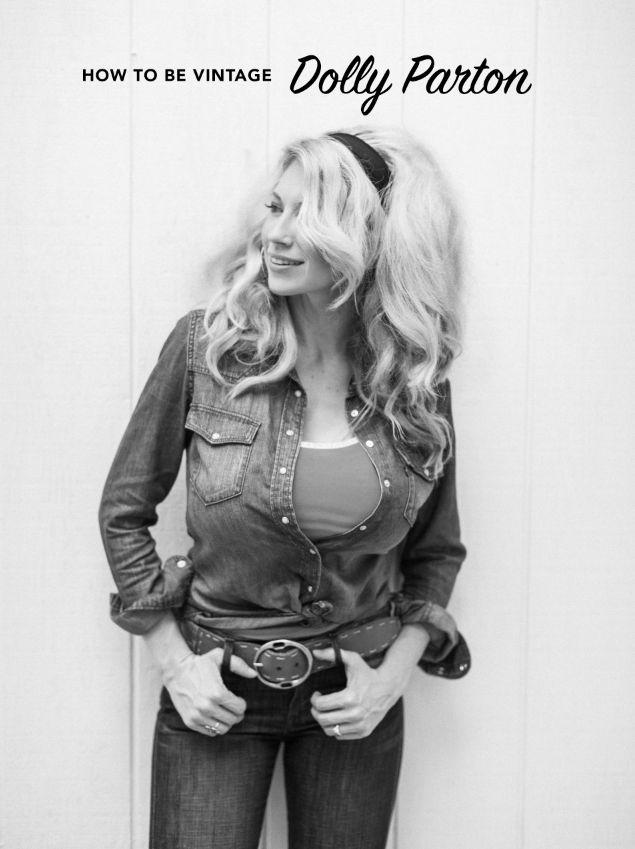 Vintage Dolly Parton Costume