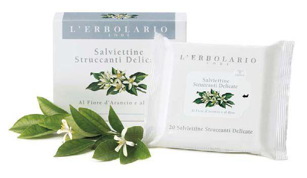 Salviettine Struccanti: delicatezza e comfort