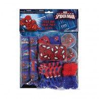 Spiderman Mega Mix Value Favor Pack - 48 Pieces $25.95 A393374
