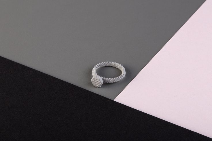 Diamond Ring https://www.shapeways.com/product/CV2HNZX2P/archetype-diamond-ring?optionId=61894894