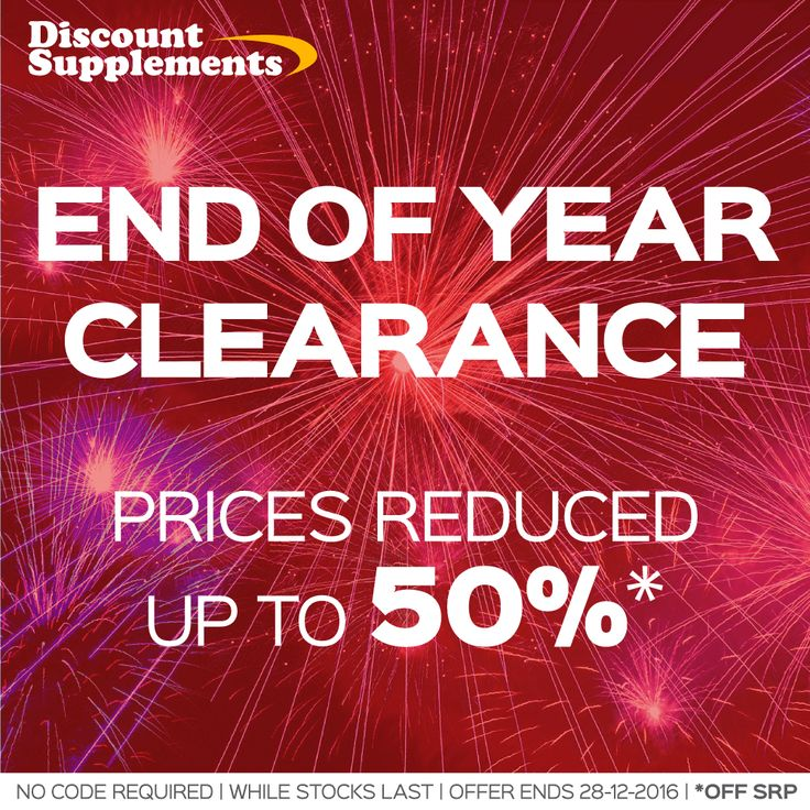 Clearance - Extra 50% Off Today www.discount-supplements.co.uk #protein #gym #fit #bodybuilding