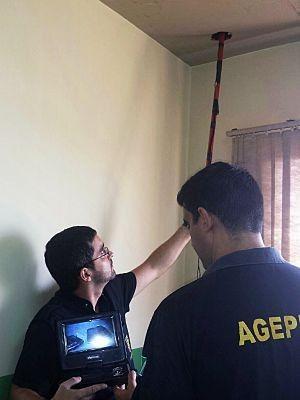 ALEXANDRE GUERREIRO: Agentes penitenciários de MS criam 'engenhoca' par...