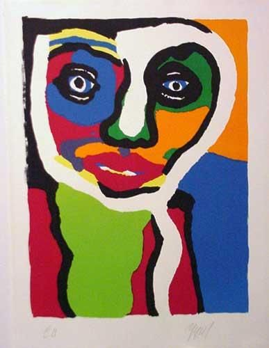 karel appel   Karel Appel biography, birth date, birth place and pictures