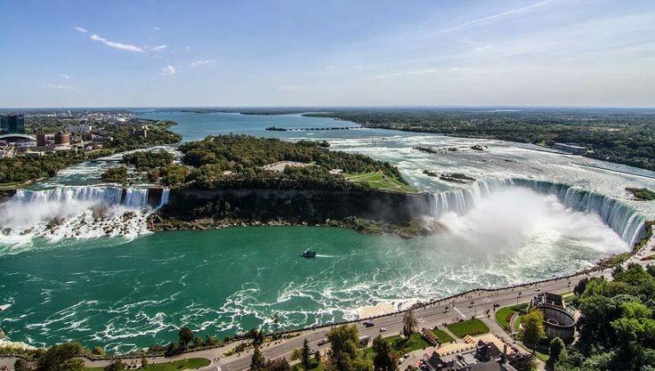 Niagara Falls Tourism.