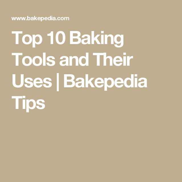 25 Best Ideas About Baking Tools On Pinterest Cake