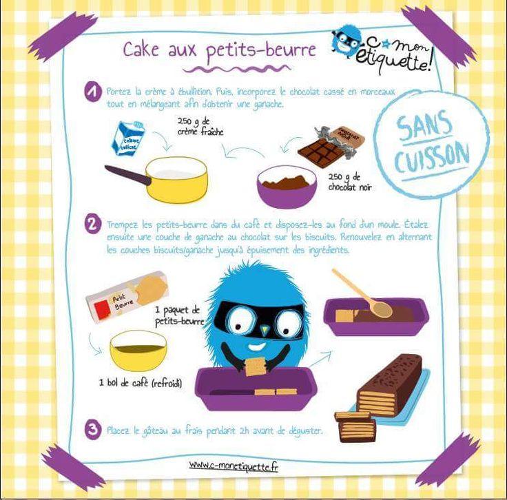 Cake aux petits-beurre http://annso-cuisine.fr