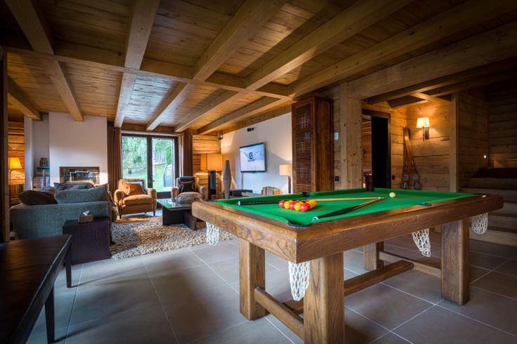 """Ferme de Moudon is an iconic luxury ski chalet. Located in Les Gets, in the French Alps - a true retreat from reality.   #iconic #luxurychalet #luxuryskichalet #ski #chalet #inspirationalinteriors #alpineliving #chalet #interiors #grandesigns                                                                           """"The finest winter house in the Alps""""   http://www.theboutiquechalet.com/"""
