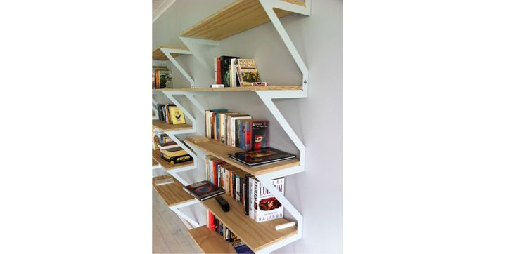 Library Shelf