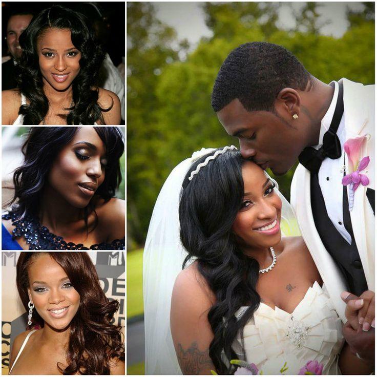 Black Loose Waves For Bridesmaid Loosewavy Blackhair Rpgshow Wigs Wedding HairstylesWedding