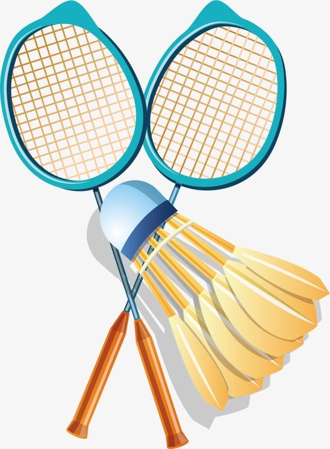 Badminton Racket Sports Equipment Png And Vector With Transparent Background For Free Download Badminton Rackets Sports Equipment