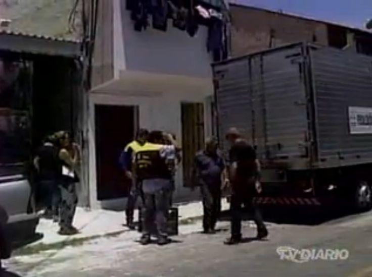 23/10/2014 Vigilância Sanitária de Fortaleza, CE, interdita indústria de alimentos