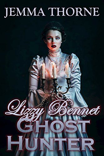 Lizzy Bennet Ghost Hunter, by Jemma Thorne. https://www.amazon.com/dp/B06XH8R7RS/ref=cm_sw_r_pi_dp_U_x_6LTuAb0534K9D