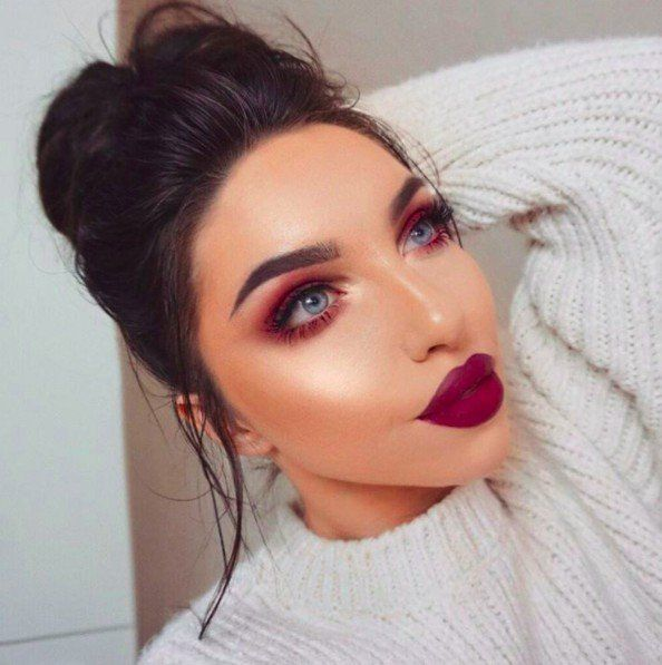 Red Eye: Makeup Is Trending on Instagram — and It's Unexpectedly Gorgeous!